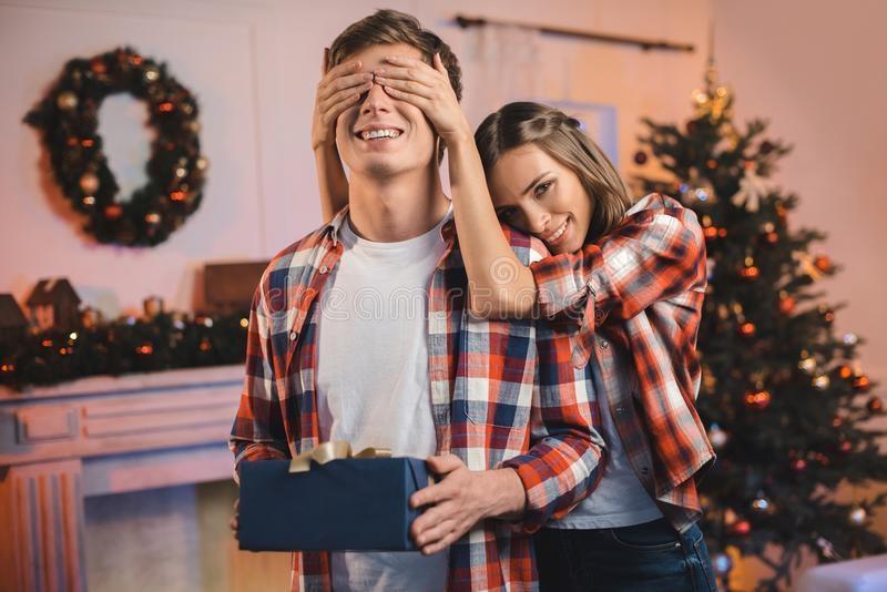 Surprise for Husband