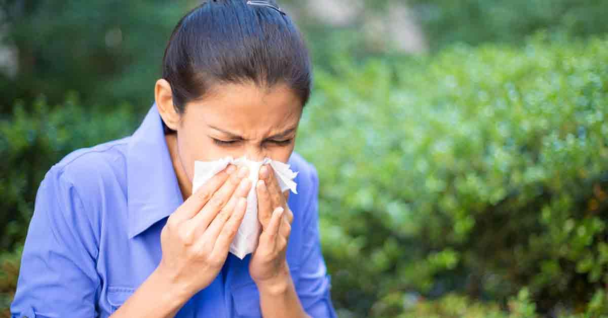 post nasal dip