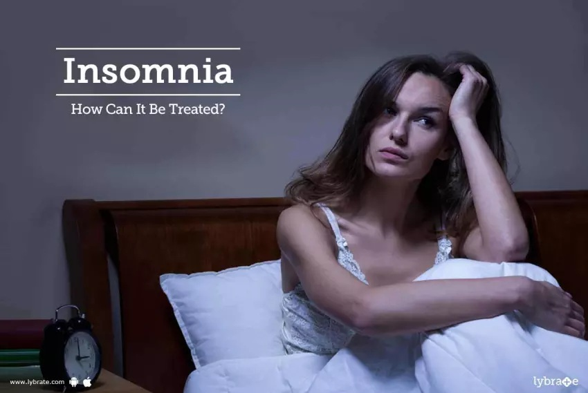 insomia how can be treated