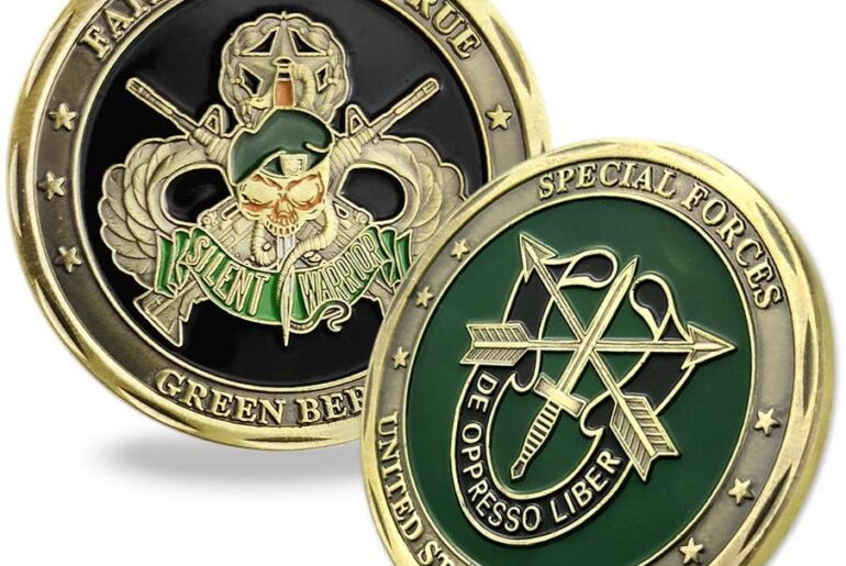 army challenge coins